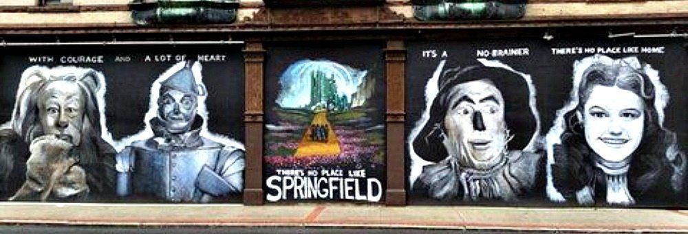 Downtown Murals: The Beginning